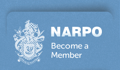 Become a NARPO member